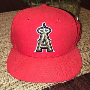 Angels Memorial Day Hat- Camo
